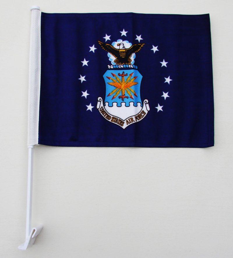 Air Force Car Flag, Car Flags, Air Force Flag