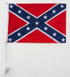 Confederate Car Flag