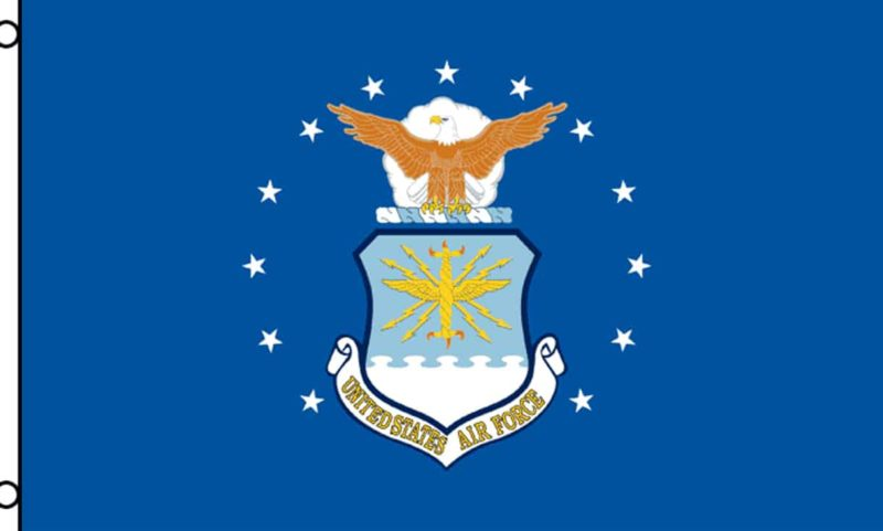 Air Force Flag, Military Flags, USAF Flags, Tailhook Flags, Flyboy Flag