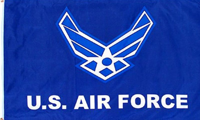 Air Force Wing Flag, Military Flags, USAF Flag, Air Force Flags, Force Wing Flag