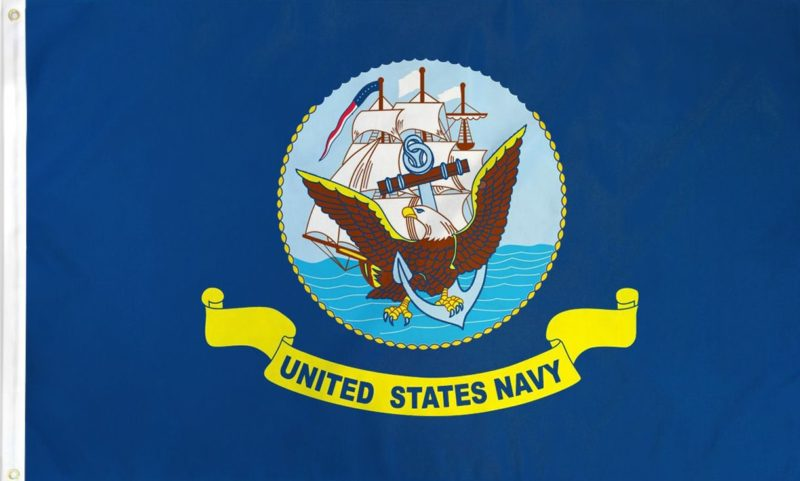 Navy Flag, Military Flags, United States Navy Flag, Armed Forces Flag