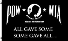 POW-MIA Some Gave All Flag, Military Flags, POW MIA Flag, Some Gave All Flag