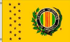 Vietnam Veterans Yellow Flag, Military Flags, Vietnam Flag, Veterans Flags