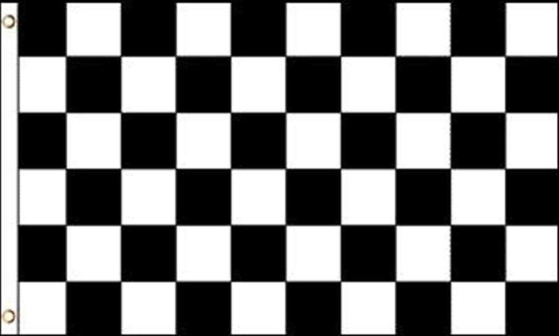 Black Checkered Flag, Checkered Flag, Novelty Flags, Racing Flags, Race Flags, Black and White Checkered Flags