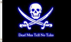 Pirate Dead Men Tell No Tales Flag - Pirate Flags - Tell No Tales Flag , Pirate Dead Men Flag, Men Tell No Tales Flag, Dead Men Tell No Tales, Pirate Dead Men Tell, Tell No Tales Flag