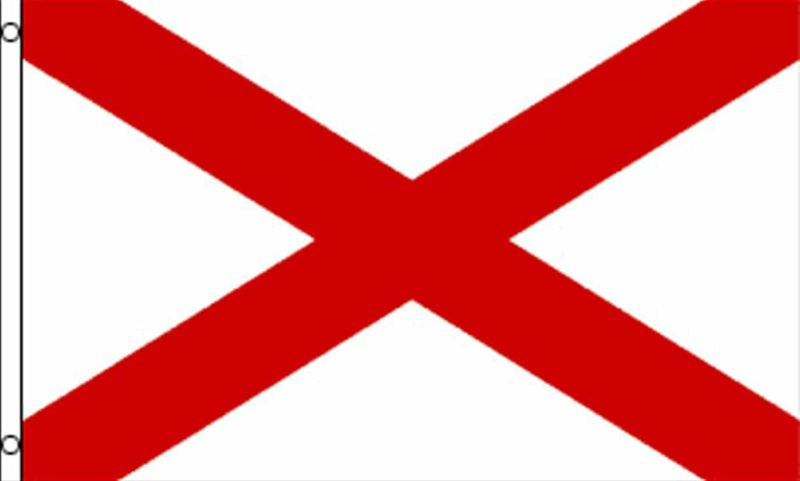 Alabama State Flag, State Flags, Alabama Flag, Alabama State