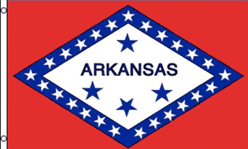 Arkansas State Flag, State Flags, Arkansas Flag, Arkansas State
