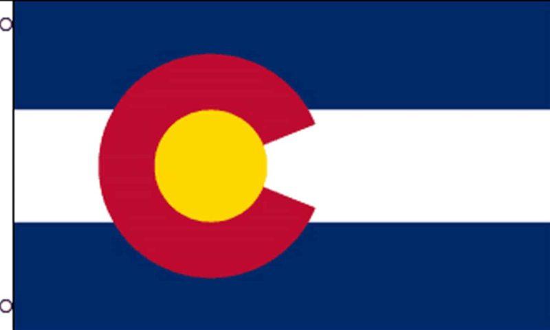 Colorado State Flag, State Flags, Colorado Flag, Colorado State