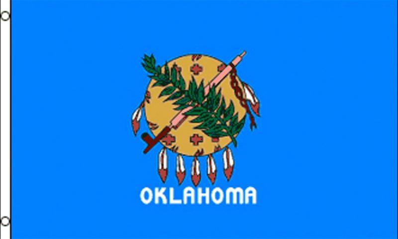 Oklahoma State Flag, State Flags, Oklahoma Flag, Oklahoma State