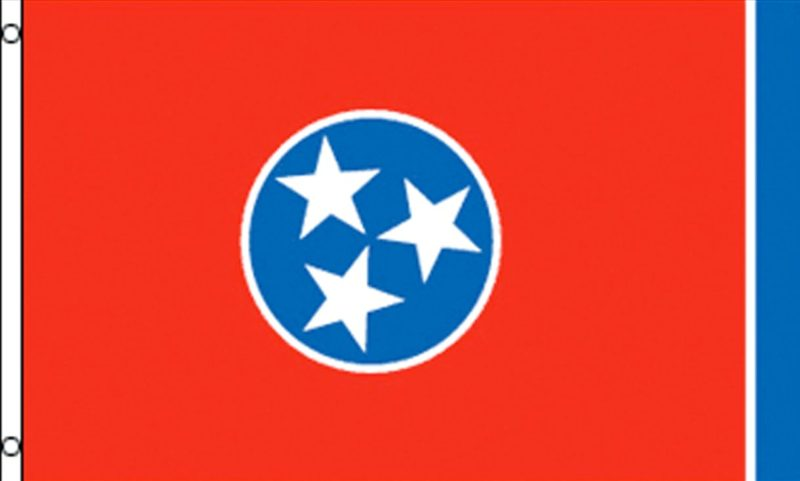 Tennessee State Flag, State Flags, Tennessee Flag, Tennessee State
